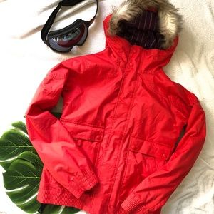 BURTON TABLOID SNOW JACKET